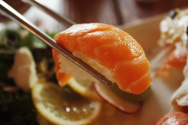 Popularne rodzaje sushi