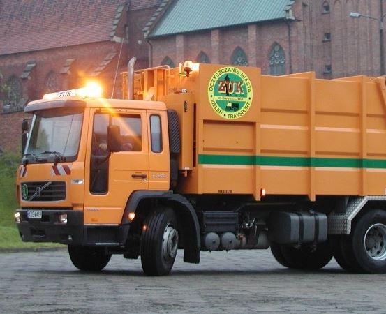ZUK Oświęcim: OŚWIĘCIM. Punkt Selektywnej Zbiórki Odpadów Komunalnych