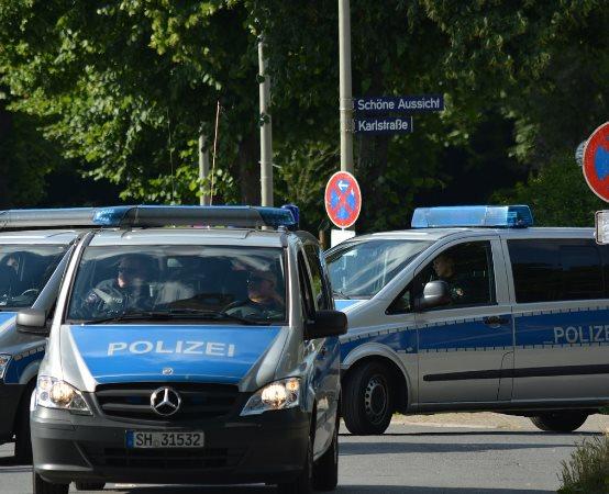 Policja Oświęcim: Brzeszcze.  Chuligan miał pecha od razu wpadł w ręce policjantów