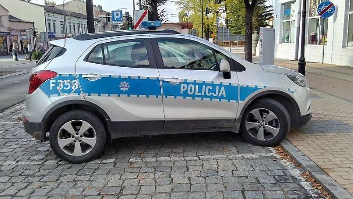 Policja Oświęcim: Oświęcim. Przeciszów. Drogowi przestępcy spowodowali kolizje drogowe